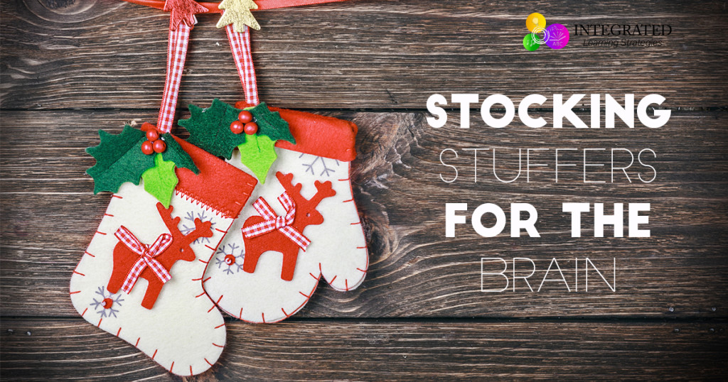 Sensory Stocking Stuffers for Kids Christmas Stockings | ilslearningcorner.com #christmas