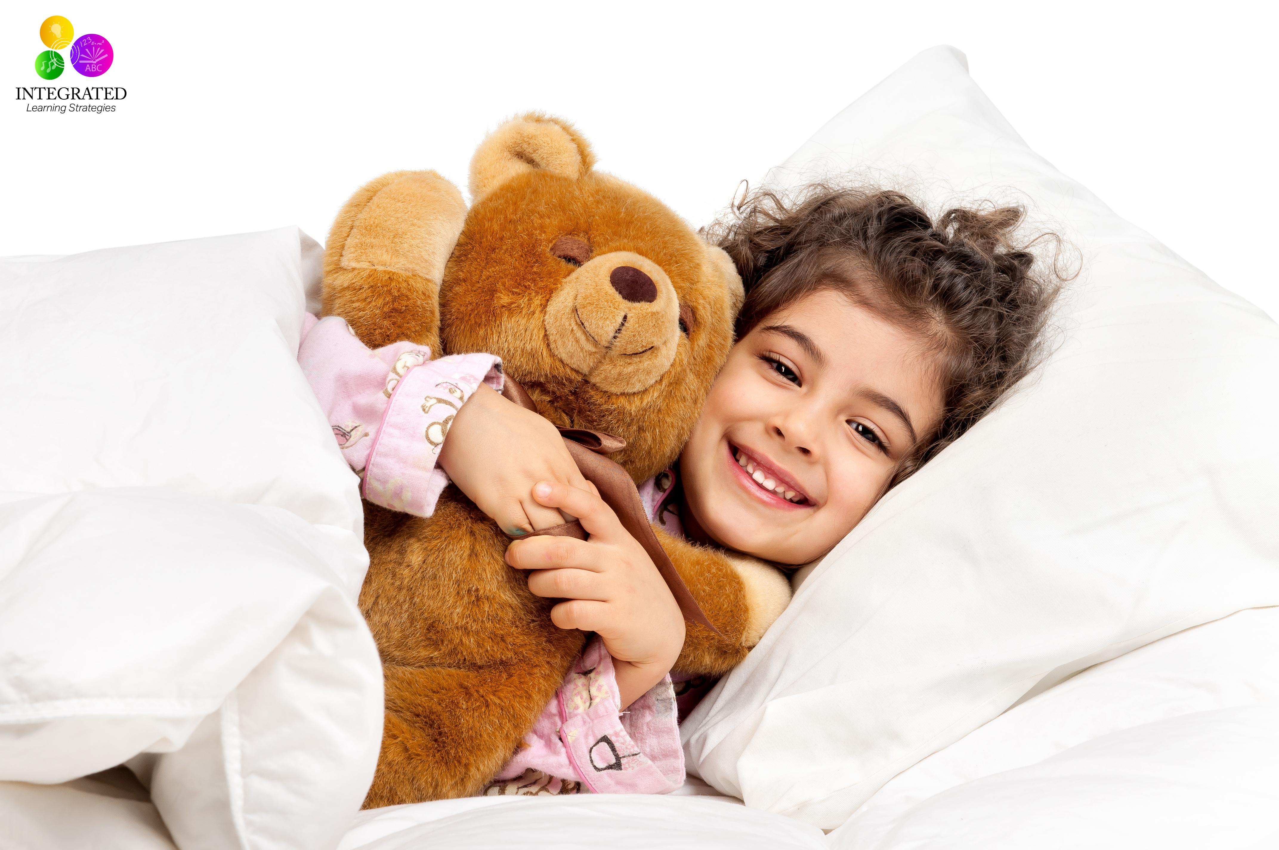 Sensory sleep sensory tricks for kids who have trouble for Sleeping bed