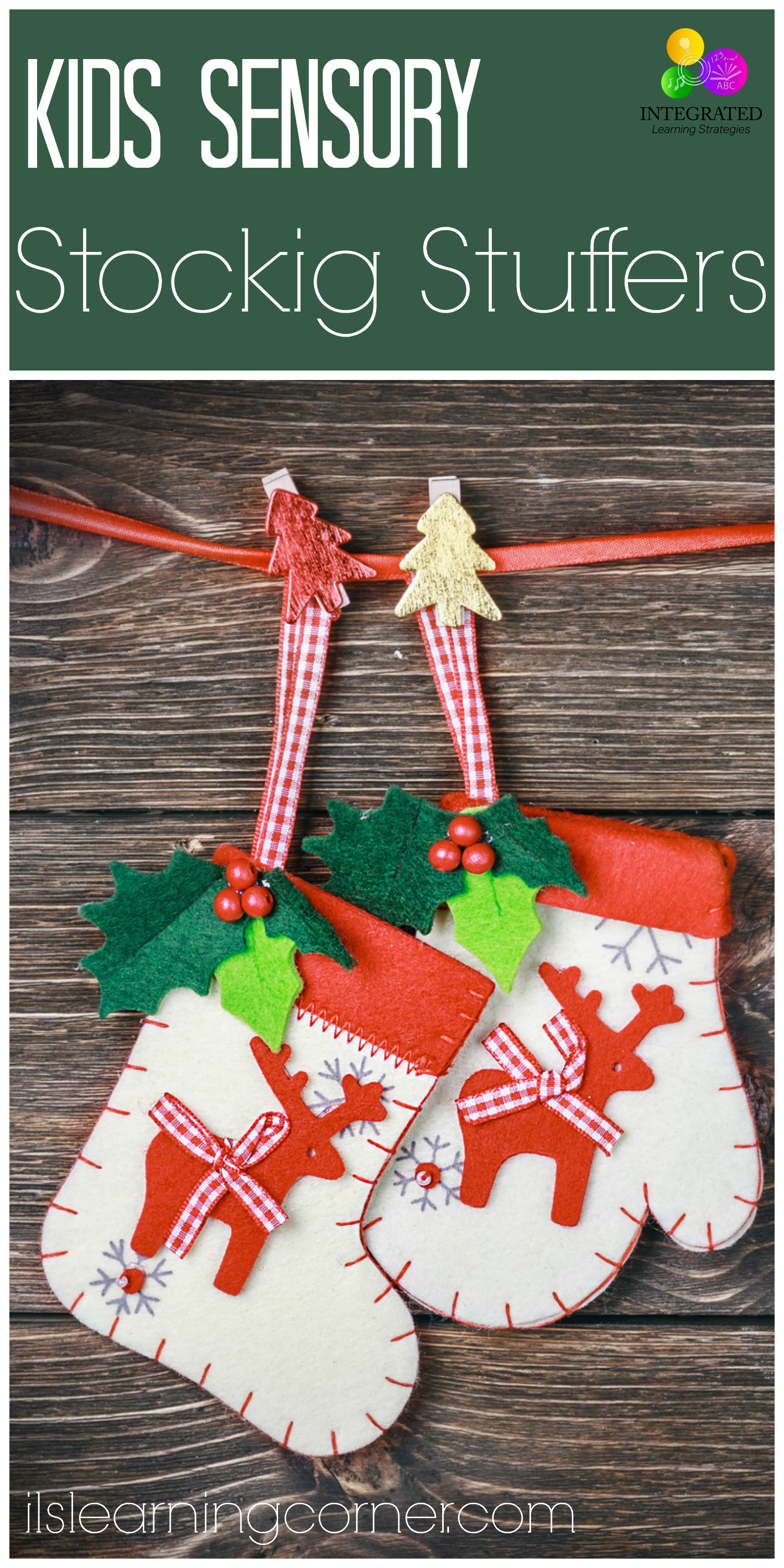 Christmas Stocking Stuffers The Best Sensory Stocking Stuffers For Kids  Integrated Learning