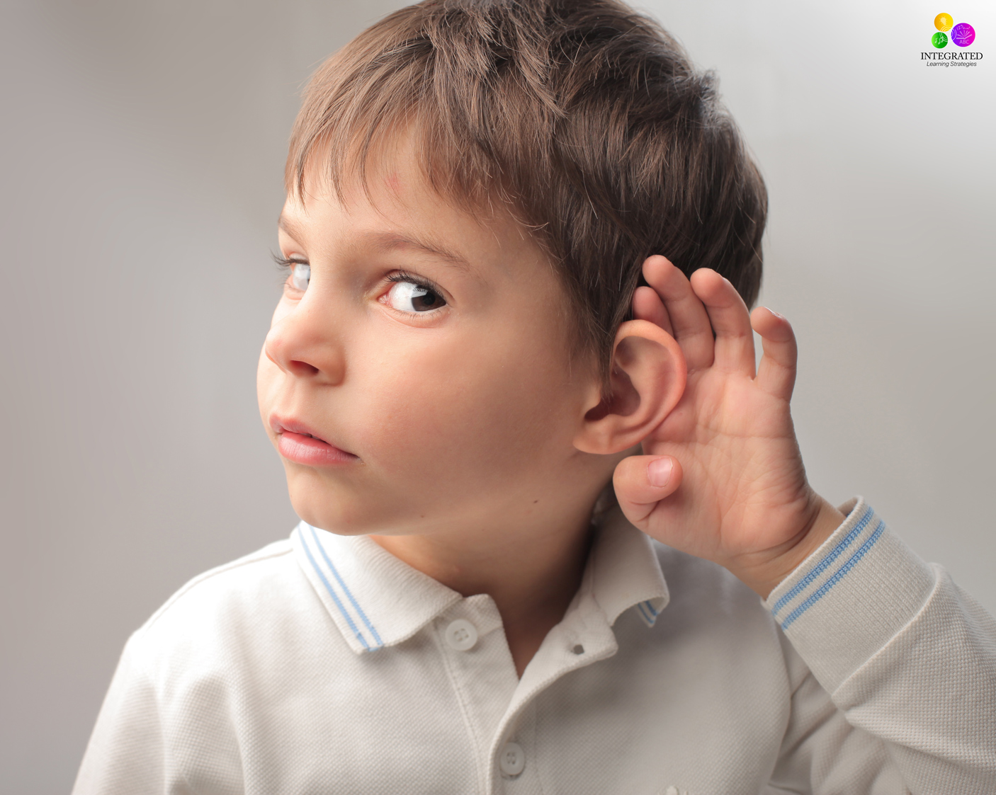 how to clear a blocked ear in a child