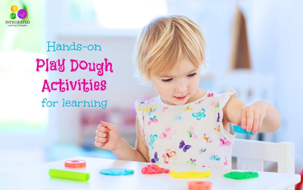 The Best Hands-on Activities to Build Your Child's Fine Motor Skills | ilslearningcorner.com #playdoughactivities #playdough