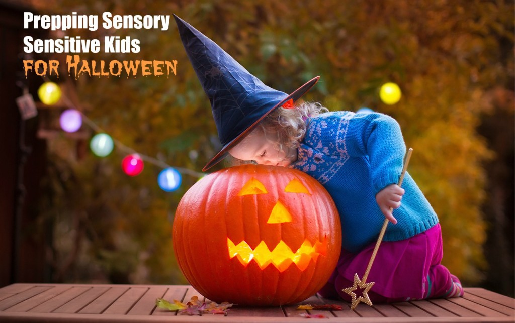Tricks for Making Halloween a Treat for Kids with Sensory Disorders | ilslearningcorner.com