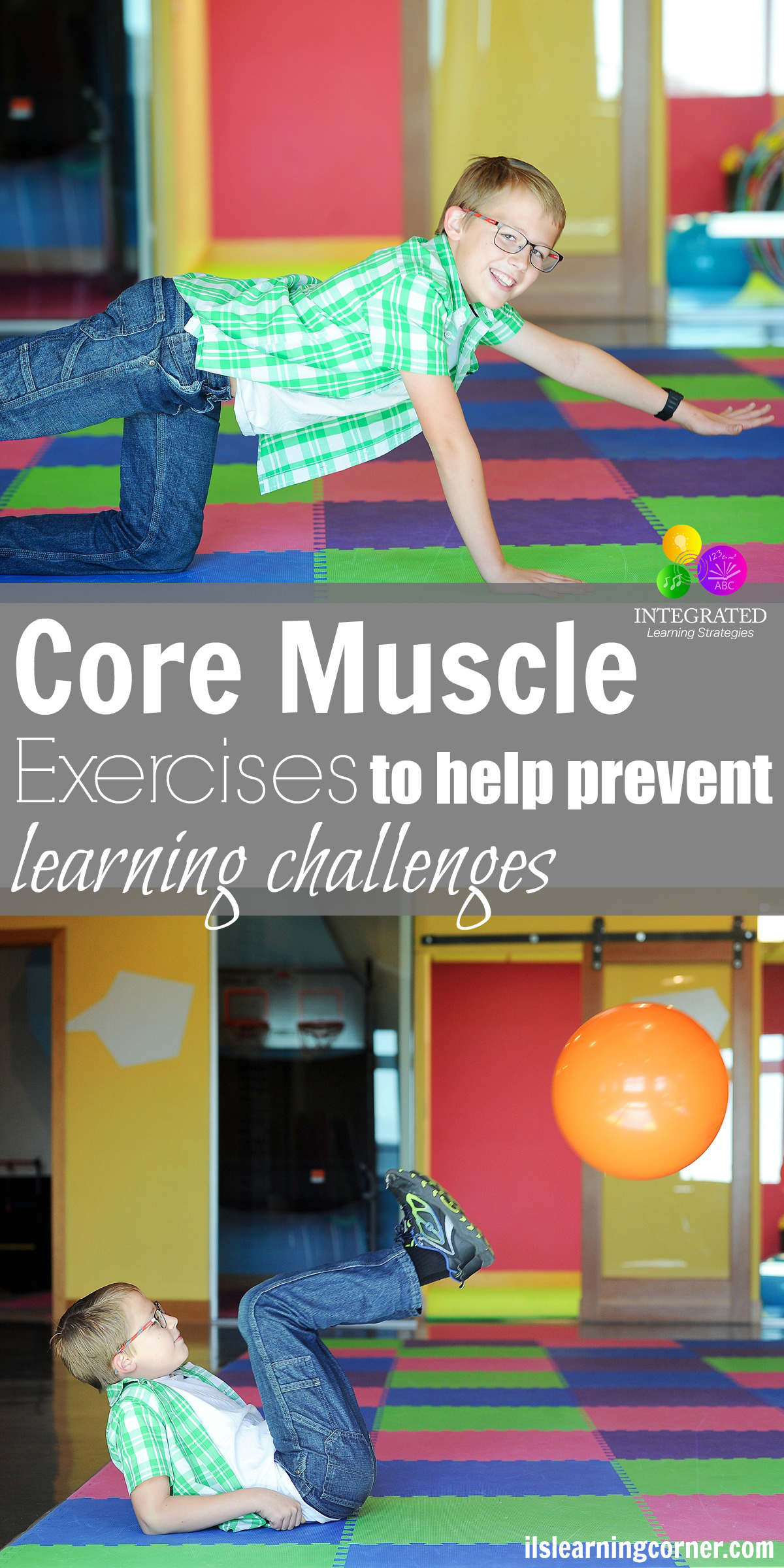 Why These Core Muscle Exercises Help Prevent Learning