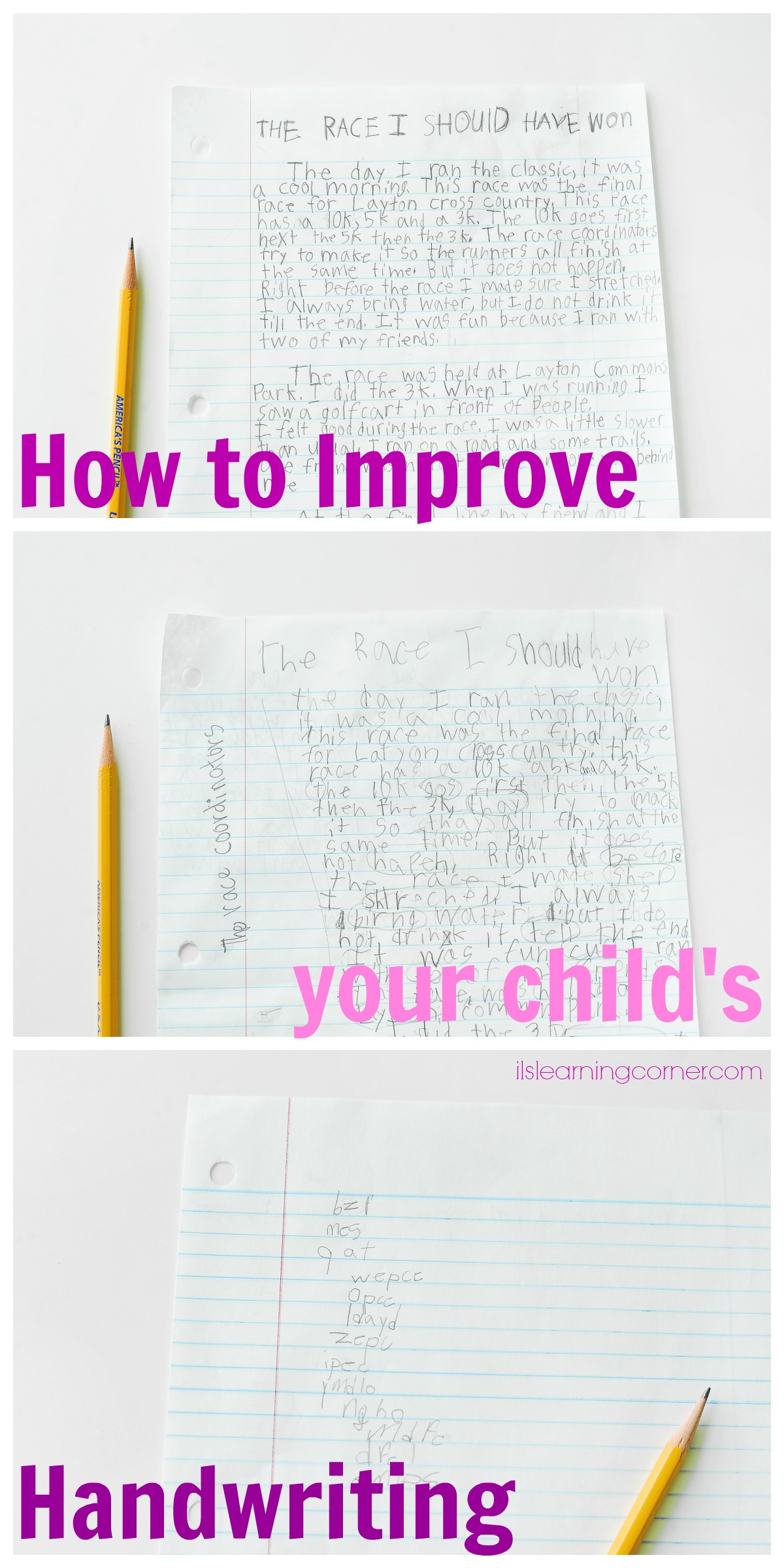 Worksheets Learn Fifth Grade Alphabet Writing handwriting results show importance of childs fine motor skills what your and tell you ilslearningcorner com